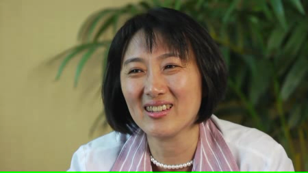 Dr. Bai talks about her practice