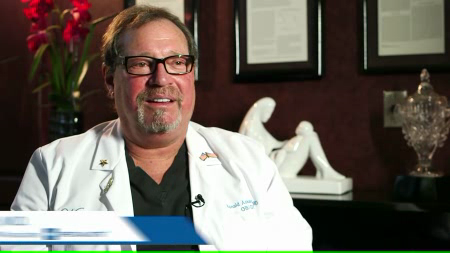 Dr. Ackerman talks about his practice
