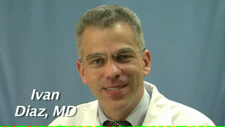 Dr. Diaz talks about his practice