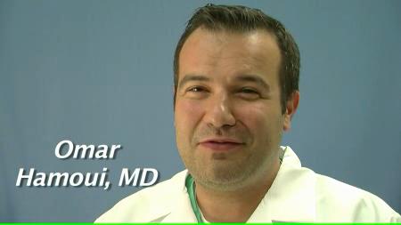 Dr. Hamoui talks about his practice
