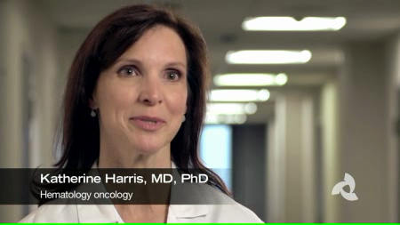 Dr. Harris talks about her practice
