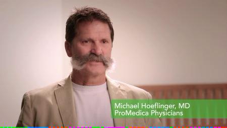 Dr. Hoeflinger talks about his practice