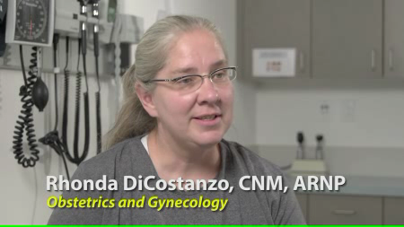 Rhonda Dicostanzo talks about her practice