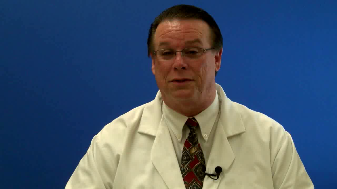 Dr. Reynolds talks about his practice