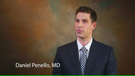 Dr. Penello talks about his practice