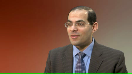 Dr. Fouad talks about his practice