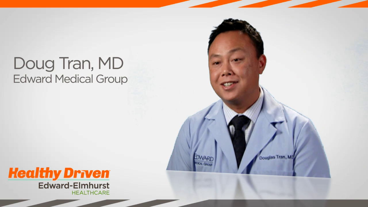 Dr. Tran talks about his practice