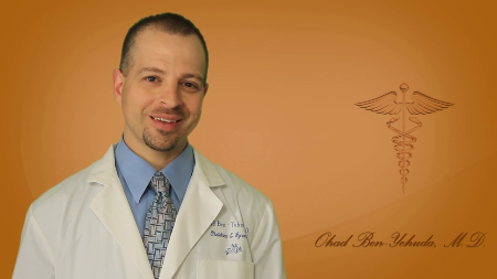 Dr. Ben-Yehuda talks about his practice