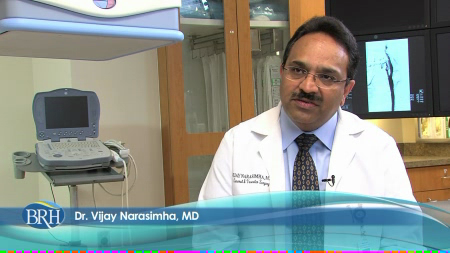 Dr. Narasimha talks about his practice