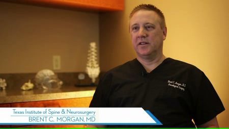 Dr. Morgan talks about his practice