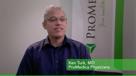 Dr. Turk talks about his practice