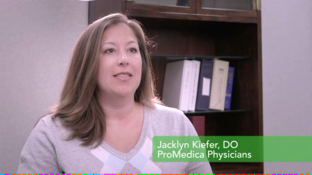 Dr. Kiefer talks about her practice