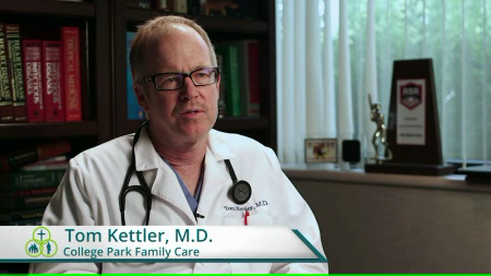 Dr. Kettler talks about his practice