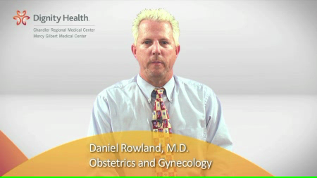 Dr. Rowland talks about his practice