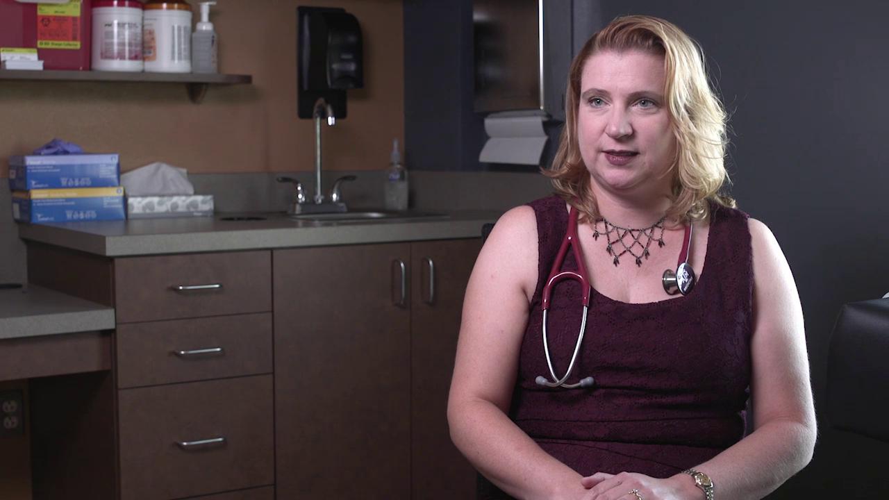 Dr. Neitsch talks about her practice