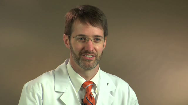 Dr. Thorne talks about his practice