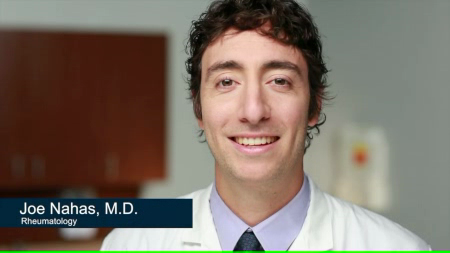 Dr. Nahas talks about his practice