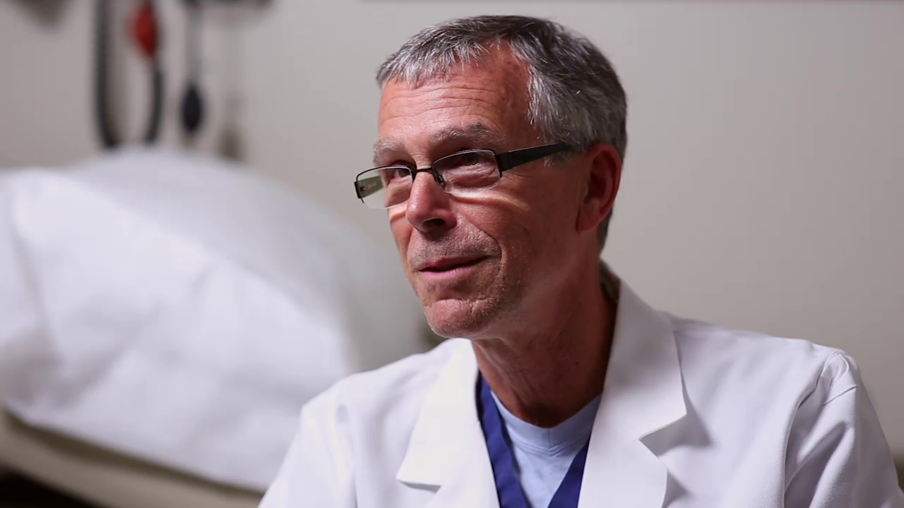 Dr. Picone talks about his practice