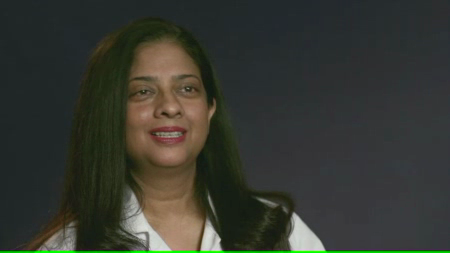 Dr. Khan talks about her practice