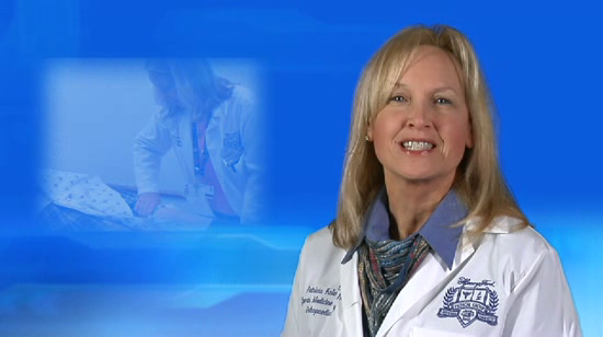 Dr. Kolowich talks about her practice