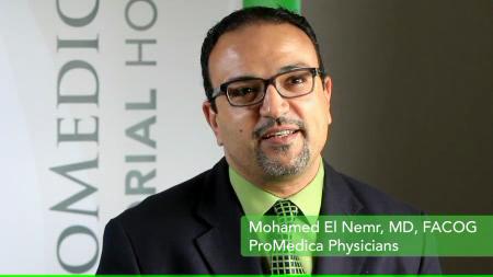 Dr. El Nemr talks about his practice