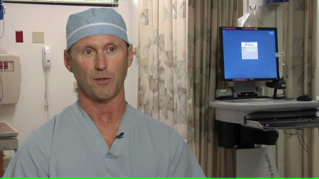 Dr. Laird talks about his practice