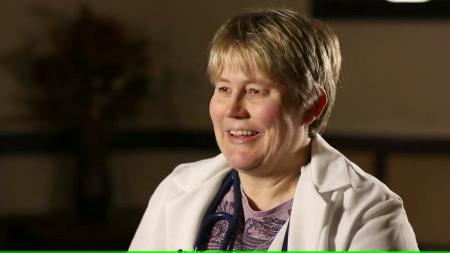 Dr. Hougaard talks about her practice