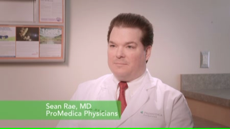 Dr. Rae talks about his practice
