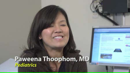 Dr. Thoophom talks about her practice