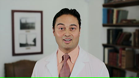 Dr. Roy talks about his practice