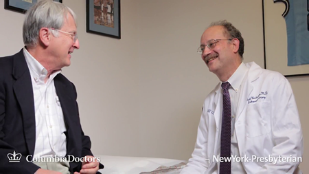 Dr. Weidenbaum talks about his practice