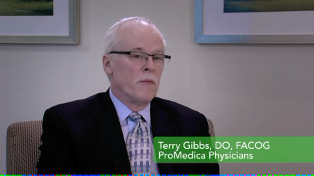 Dr. Gibbs talks about his practice