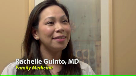 Dr. Guinto talks about her practice