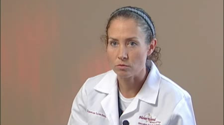 Dr. Lowden talks about her practice