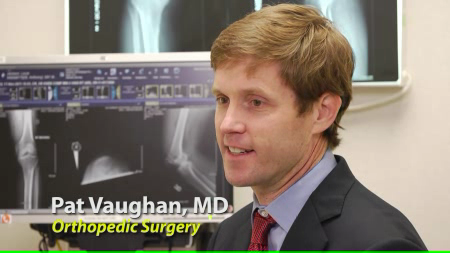 Dr. Vaughan talks about his practice