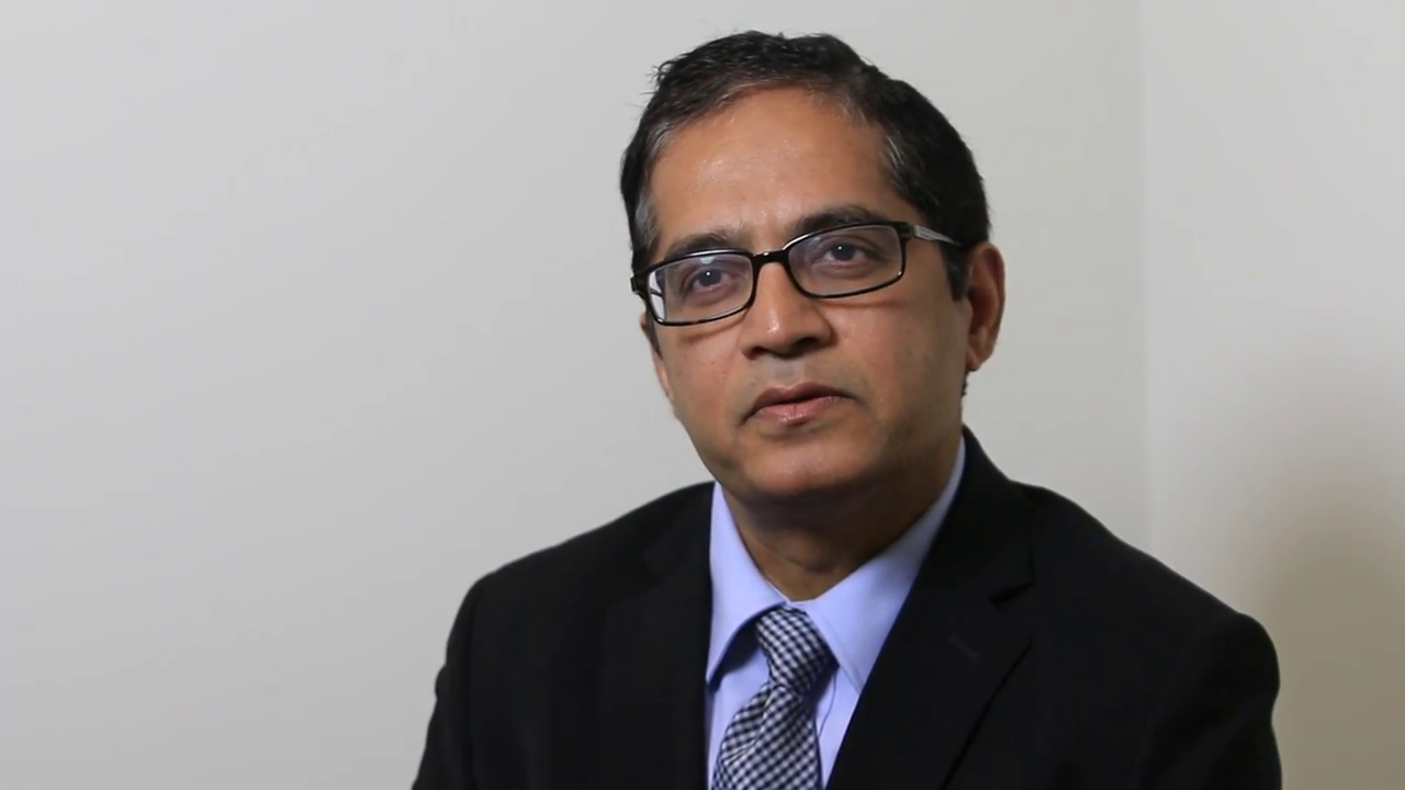 Dr. Biyani talks about his practice