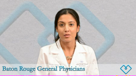 Dr. Raina talks about her practice