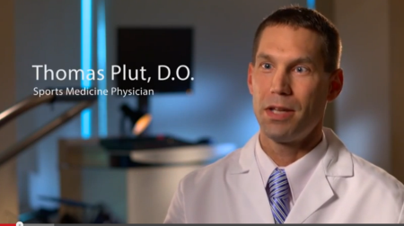 Dr. Plut talks about his practice