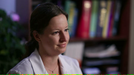Dr. Broyles talks about her practice
