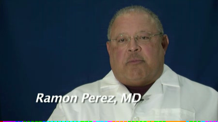 Dr. Perez-Marrero talks about his practice