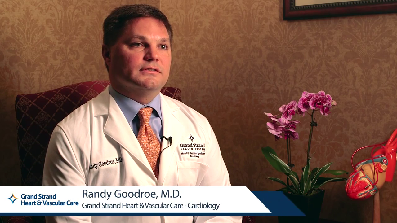 Dr. Goodroe talks about his practice