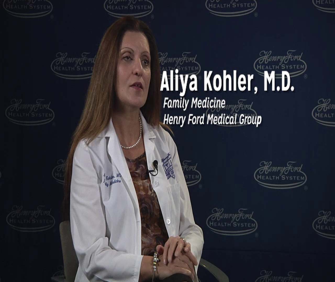 Dr. Kohler talks about her practice