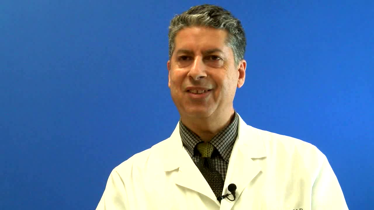 Dr. Abuzarad talks about his practice