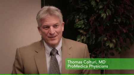 Dr. Colturi talks about his practice