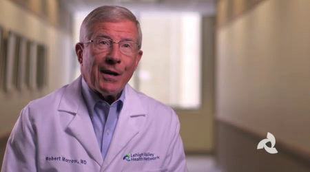 Dr. Morrow talks about his practice