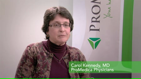 Dr. Kennedy talks about her practice