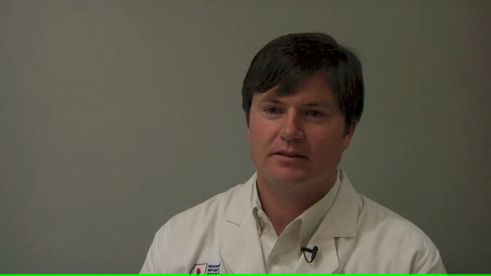Dr. Mehrle Jr. talks about his practice