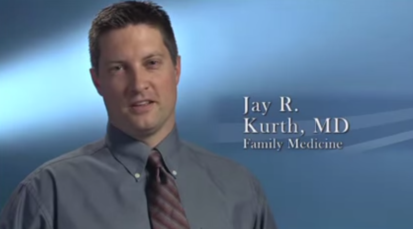 Dr. Kurth talks about his practice