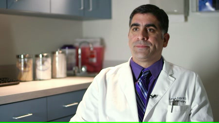 Dr. Alejo talks about his practice