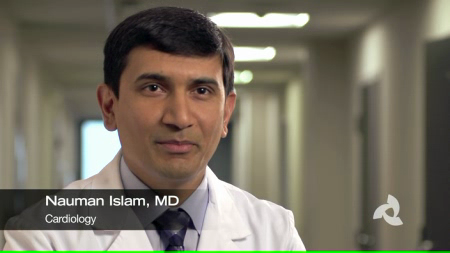 Dr. Islam talks about his practice